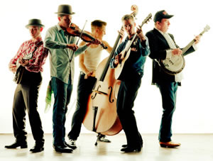 The band Old Crow Medicine Show