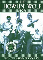 cover of The Howlin' Wolf Story