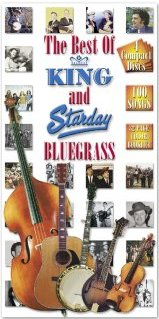 King & Starday Bluegrass Box-Set Cover