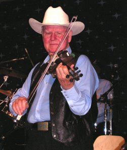 Johnny Gimble at Snyder Western Swing Festival